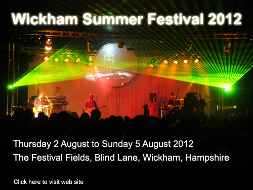 Wickham Summer Festival